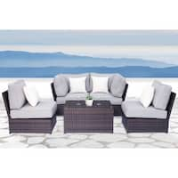 Lucca 5 Piece Conversation Set