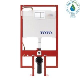 Toto White Dual-flush Toilet Tank