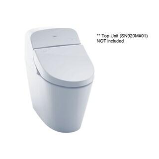 Toto Washlet® G400 Bowl Unit, Cotton White (CT920CEMFG#01)