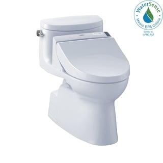 Toto Carolina Ii Elongated White Toilet