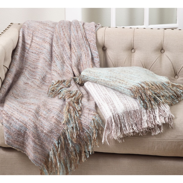 Faux Mohair Throw. Opens flyout.
