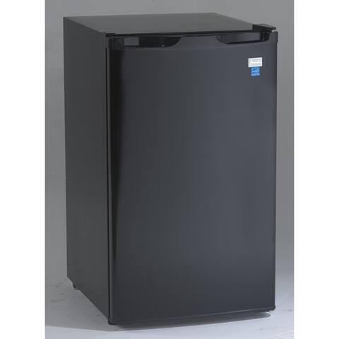 Avanti RM4416B 4.4 CU FT Counterhigh Refrigerator Black