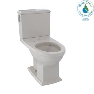 Toto Connelly Sedona Beige Vitreous China Elongated Toilet