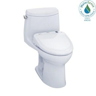 Toto Ultramax Ii White China Elongated Toilet