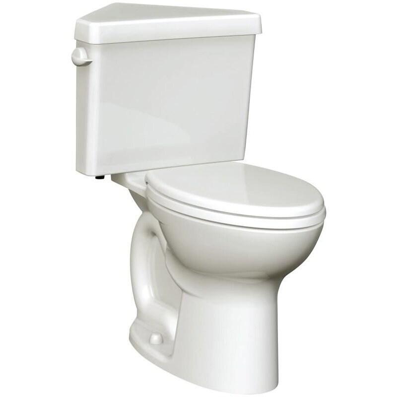 American Standard Cadet Round Two Piece Toilet 216BD.104....