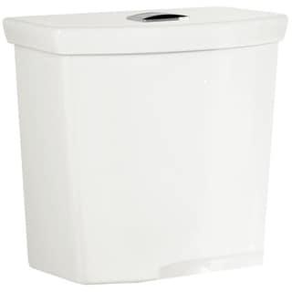 American Standard H2Option White Toilet Tank