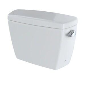 Toto Drake White Vitreous China Toilet Tank