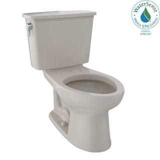 Toto Drake Bone China Elongated 2-piece Toilet