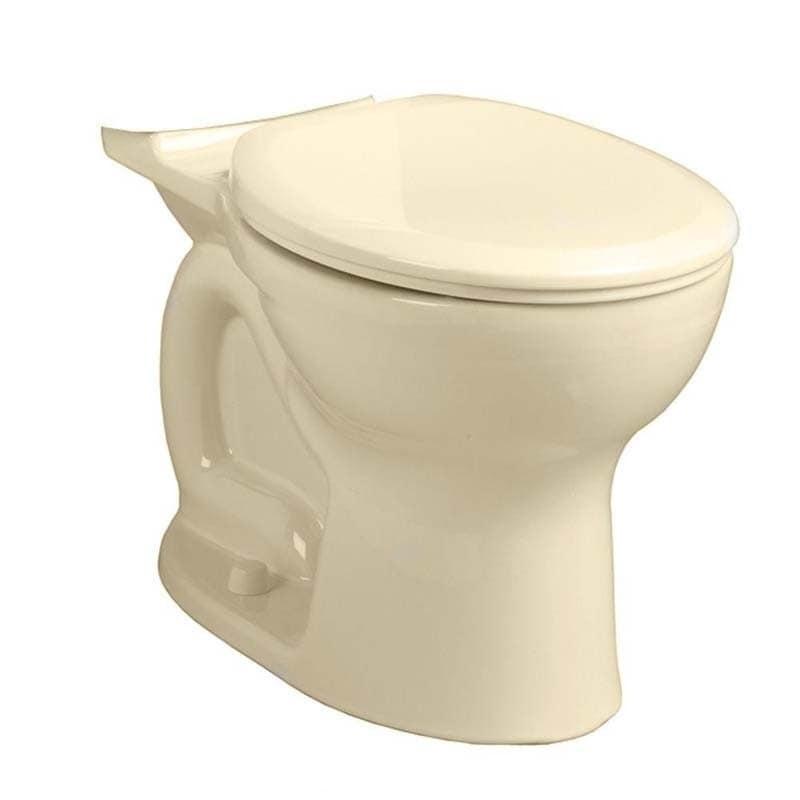 American Standard Cadet Bone (Ivory) China Toilet Bowl (B...