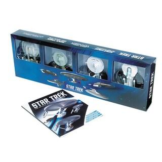 Diamond Select Toys Star Trek Starships Figurine Set #4 Enterprise Part 2