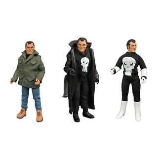Diamond Select Toys Marvel Punisher 8-inch Retro Action Figure Set