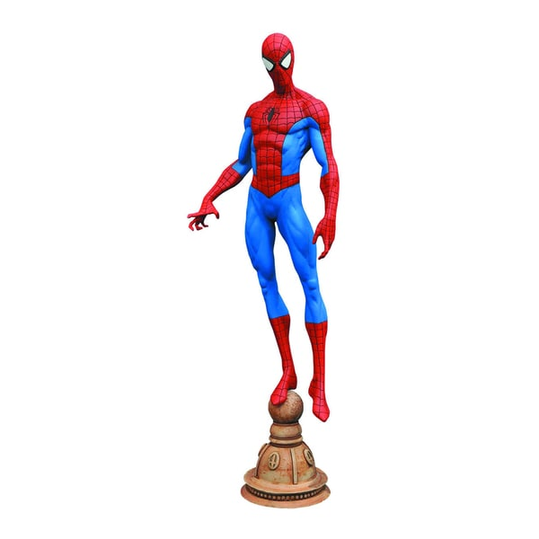 Diamond Select Toys Marvel Gallery Spider-Man 9-inch PVC Action Figure