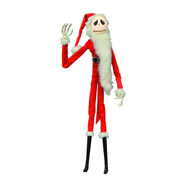 Diamond Select Toys 'Nightmare Before Christmas' Santa Jack Unlimited Coffin Doll