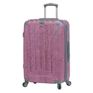 Mia Toro ITALY Cestino 27-inch Hardside Spinner Upright Suitcase