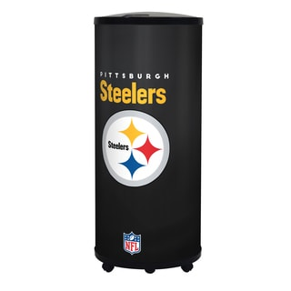 NFL Pittsburgh Steelers 39.5-inch Ice Barrel Cooler