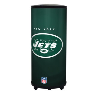 NFL New York Jets 39.5-inch Ice Barrel Cooler