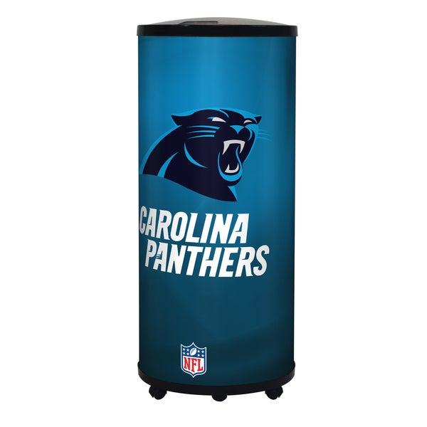 NFL Carolina Panthers 39.5-inch Ice Barrel Cooler