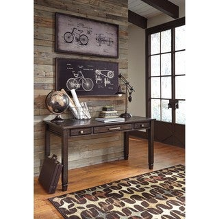 grey home office modern signature design by ashley townser grey home office desk furniture find great