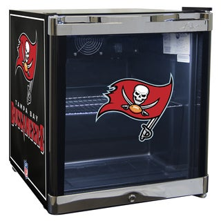 NFL Tampa Bay Buccaneers 1.8 Cubic Foot Refrigerated Beverage Center