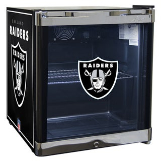 NFL Oakland Raiders 1.8 Cubic Foot Refrigerated Beverage Center