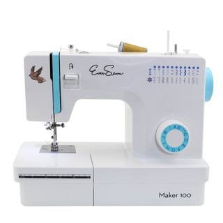 EverSewn Maker 100 21-Stitch Sewing Machine