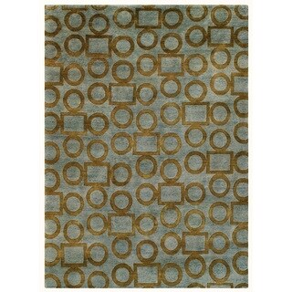 Noble House Inc-LEGACY- Handknotted -Wool- (8'x10')