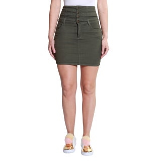 Hadari Women's Casual Short Mini Skirt