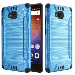 Insten Hard Snap-on Dual Layer Hybrid Case Cover For Huawei Ascend XT