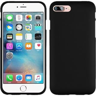 Insten Hard Snap-on Rubberized Matte Case Cover For Apple iPhone 7 Plus