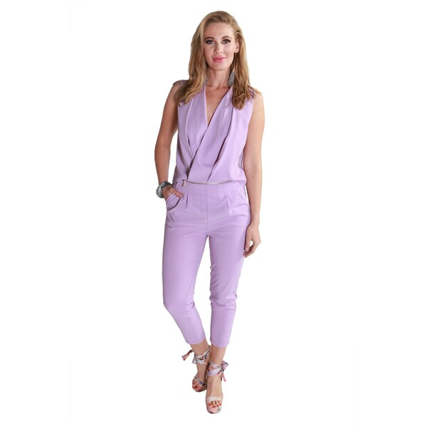 Hadari Women's Jessie Jumpsuit (2 Piece Set)