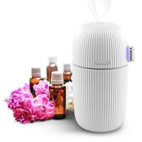 INNOKA Ultrasonic 110ml Portable USB Aroma Fragrance Essential Oil Diffuser for Humidification/ Aromatherapy