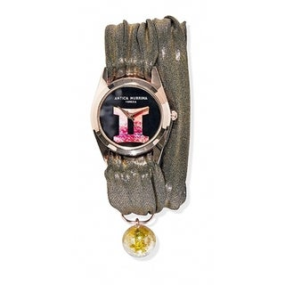 Antica Murrina Zodiaco Collection Elastic Polyamide Strap Gemini Women's Watch