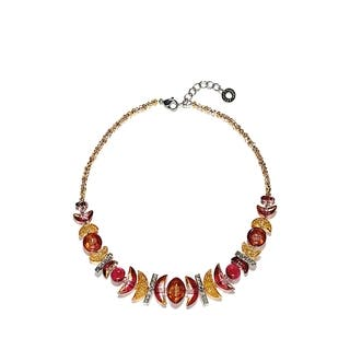 Antica Murrina Elite Collection Stainless Steel, Necklace with Fancy Elements|https://ak1.ostkcdn.com/images/products/14513585/P21068912.jpg?impolicy=medium