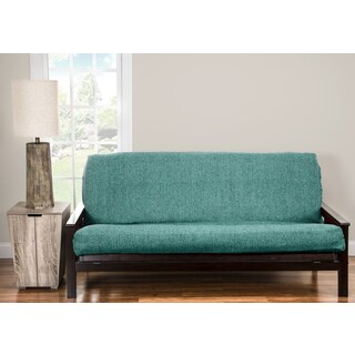 PoloGear Belmont Turquoise Homespun Futon Cover - Turqoise (2 options available)