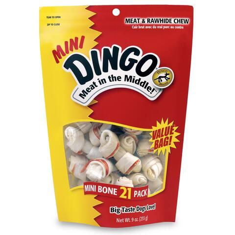 Upet Dingo Mini Dog Bone Treats