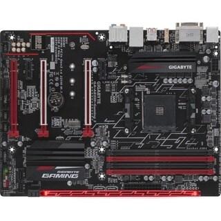 Gigabyte Ultra Durable GA-AB350-Gaming 3 Desktop Motherboard - AMD Ch