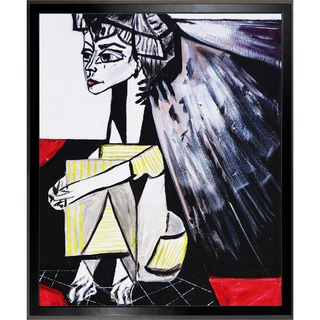 Nora Shepley 'Picasso by Nora, The Cape' Fine Art Print on Canvas