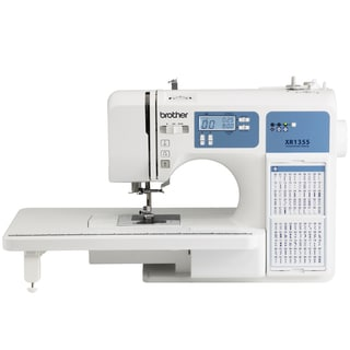 Brother XR1355 130-Stitch Computerized Sewing and Quilting Machine