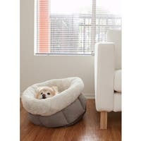 Best Friends by Sheri Jumbo Cuddle Cup Ilan Dog Bed