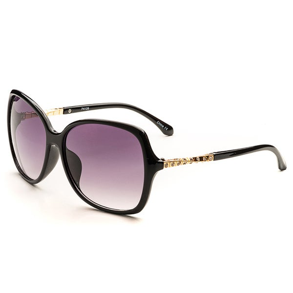 Pop Fashionwear Women's P4128 Oversized Trendy Fashion Sunglasses. Opens flyout.