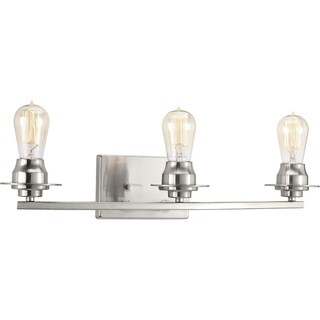 Progress Lighting Debut 3-light Bathroom Fixture