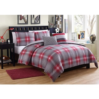 VCNY Finn Reversible 5-piece Comforter Set