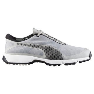 PUMA Ignite Drive Sport Golf Shoes  Drizzle/Black/White