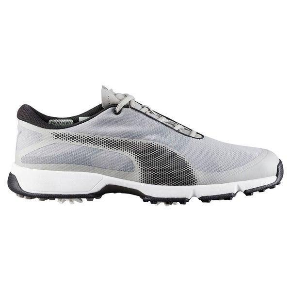 f585e35744ab2e Shop PUMA Ignite Drive Sport Golf Shoes Drizzle Black White - Free Shipping  Today - Overstock - 14515929