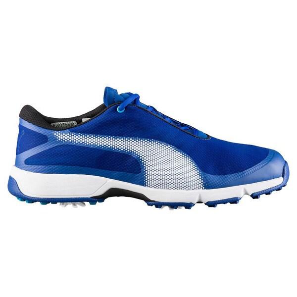 Shop PUMA Ignite Drive Sport Golf Shoes True Blue White - Free Shipping  Today - Overstock.com - 14515933 972fd58cf