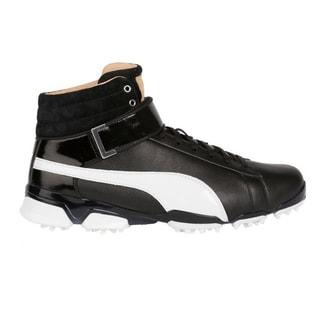 PUMA Titantour Ignite Hi-Top Special Edition Golf Shoes Black/White