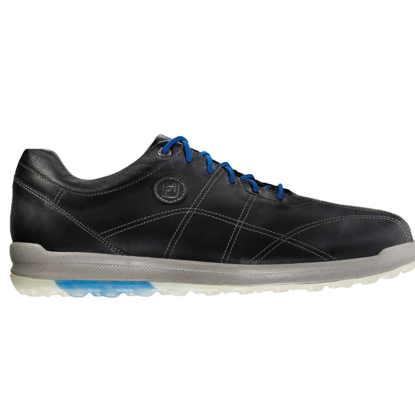 FootJoy Versaluxe Casual Spikeless Golf Shoes  Black