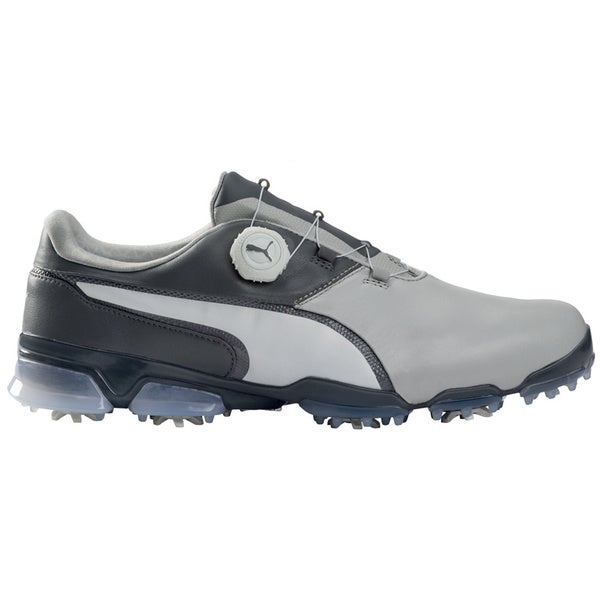 PUMA Titantour Ignite Disc Golf Shoes Gray Violet/White