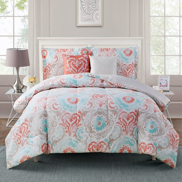 Style Decor Starling 5-piece Comforter Set