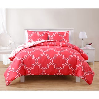 VCNY Gia Reversible 3-piece Comforter Set